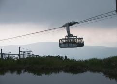 Cable car_Mt Daisetsuzan