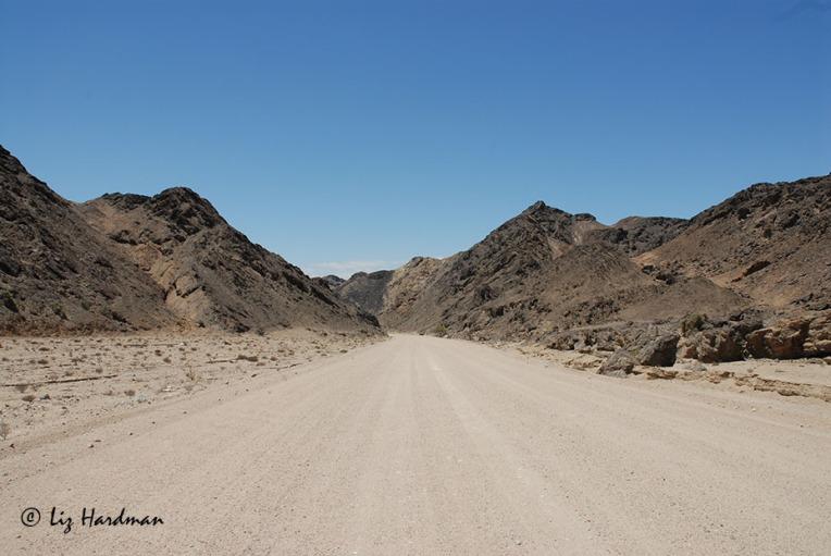 Nauklauft Desert