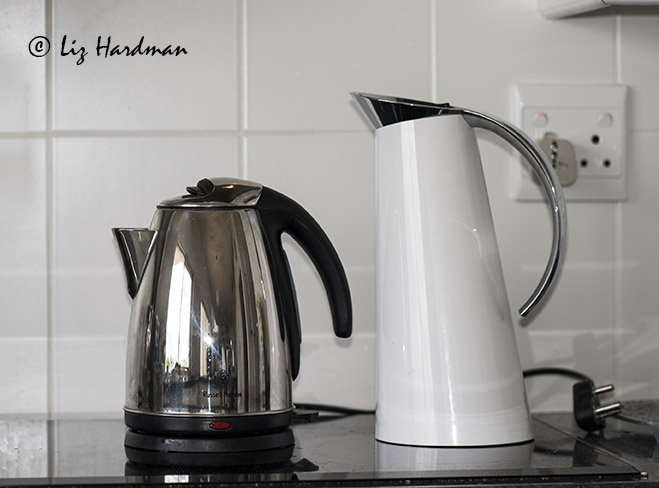 Reduce the need to boil the kettle by storing the boiled water.