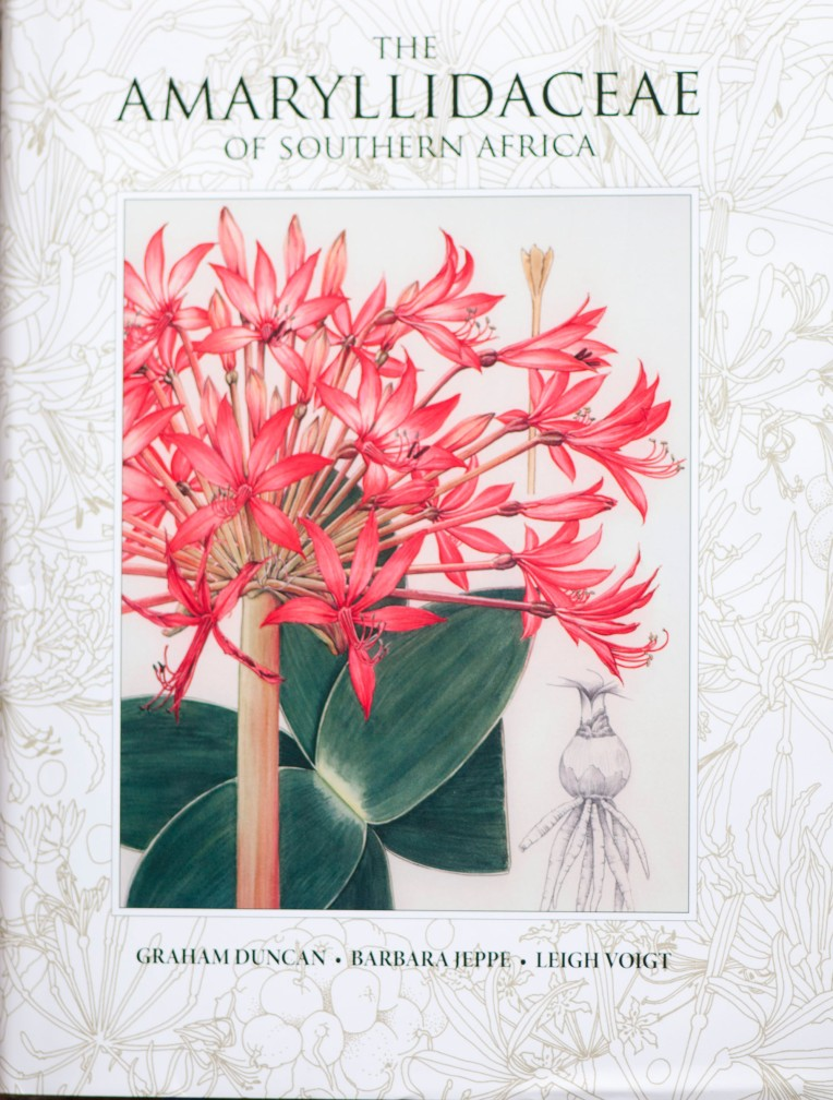 The Amaryllidaceae of Southern Africa_Graham Duncan Leigh Voigt Barbara Jeppe