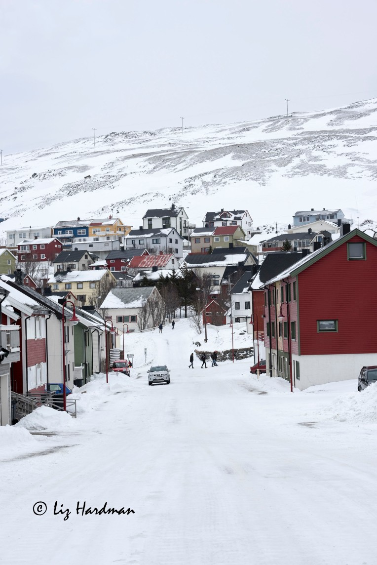 Village of Honningsvag
