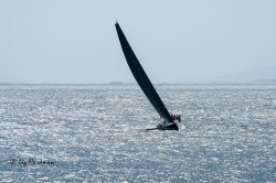 Air: Sailing False Bay