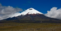 View of Mt Cotopaxi